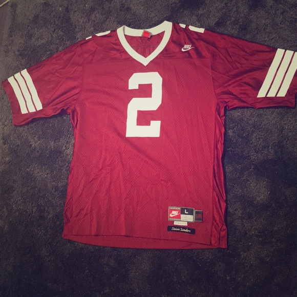 Fsu Throwback Deion Sanders Jersey